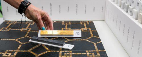 Material box - Sample Swatch - Display Board (4)
