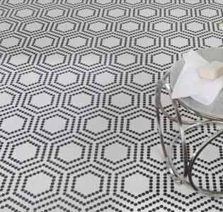 Union Mosaic 13.125″ x 15.375″ – Black - render (2)